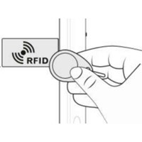 RFID kort laddbox